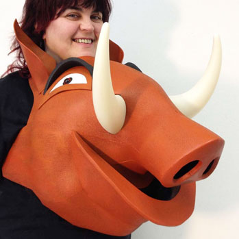pumbaa adult lion king costume buy