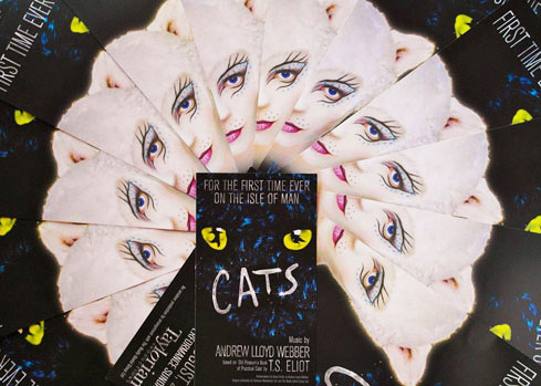 cats musical wig maker headdress